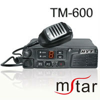 Hotselling Mobile Radio Car base station HYT TM-600 for trasportation