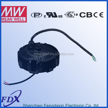 Meanwell 24V160W Projection lamp led driver waterproof HBG-160-24