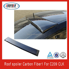 carbon spoiler without base for Benz CLK C209