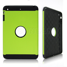 2014 hot selling Armor metal Shockproof case For ipad air