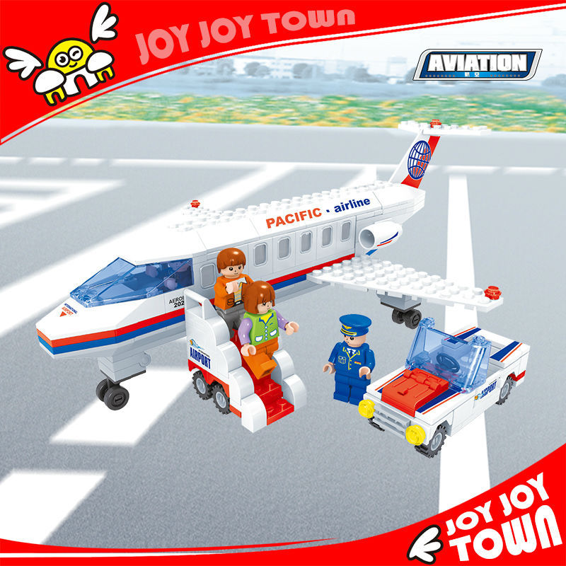 Airplane building games online