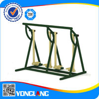 Air walker exercise equipment