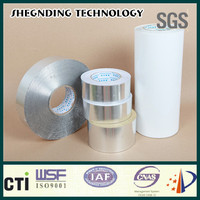 packing aluminium foil tape with logo Hot tape