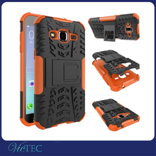 Hot selling shockproof TPU back cover case for samsung galaxy j2