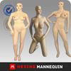 2014 high quality hot sale female mannequins