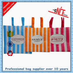 New products 2016 women fashion shopping bag, insulated folding shopping bag