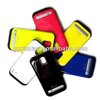Colorful power bank external backup battery charger case for Samsung Galaxy s4 charger case