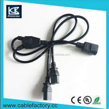 Made in china specialized in c13 c14 power cord c14 power cords