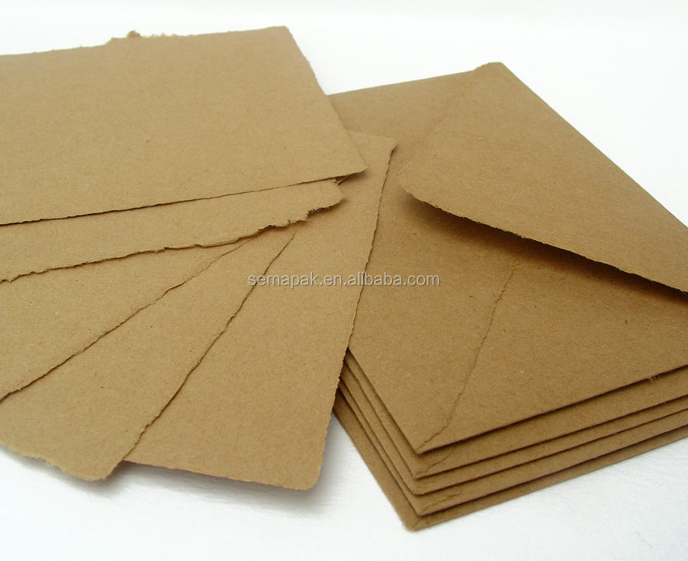 how to make envelope with paper a4