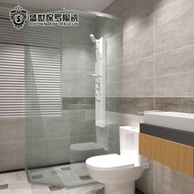 600x600 bathroom design,modern house interior decoration,porcelain glazed floor tile non slip resistant 6001