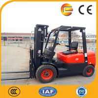 Chinese New Brand Diesel Forklifts 2T/Hydraulic Forklift/Mini Forklift Truck/Japan Engine Fork Truck(with CE)