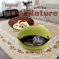 Trade Assurance Wholesale Cat Bed Pet Bed Popular Pet Product