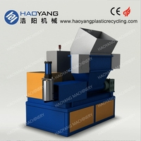 plastic recycling eps cold compactor