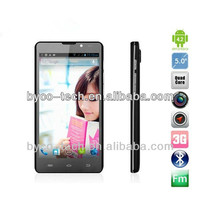 New 5 inch Quad Core HD IPS Wifi Android 4.2 3G Smart phone Q9000