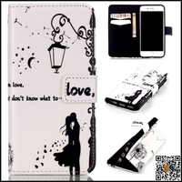 Fashion pu leather case for iphone5, leather flip case for iphone5, for iphone5 cell phone cover case