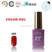 2015 Promotiom for uv gel Nai kit with led lamp for gel nail arts design