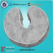Nonwoven Disposable fitted face cradle cover