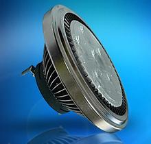 dlc/ul listed led spot light 12 watt ar111 residential spotlight garden ceiling light long lifespan 12v dc/ac 3 years warranty