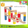 Wooden Games Toy Set Educational Track Toys Marble Run Play Toy