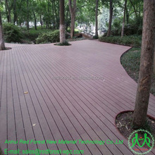Plastic imitation wood plank wood board composite outdoor WPC deck
