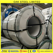 High quality sus 409Stainless Steel Strip with custom length and various surface finish