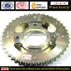 Wheel rear sprocket,motorcycle accessory wheel rear sprocket,motorcycle parts manufacturers
