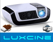 New Year Promotion! 3D Projector !!! C5D 1080P Mini active 3D Projector