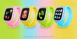 Factory Sale: A6 Model Waterproof Kid's GPS Phone with 3D Map function/Kid's GPS Tracker Smart Watch support WIFI