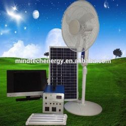 500w portable solar power kit for home power solution