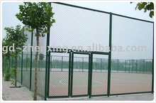 basketball fence netting (factory)