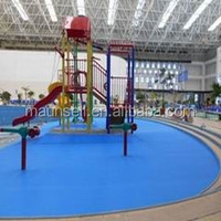 Top Quality Sports Floor Surface for swimming pool Court