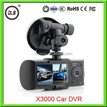 box control camera parking hd X3000 hd dvr 1080p black box for car with car video camera recorder with gps car accessories dubai