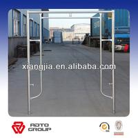 Model F frame scaffolding