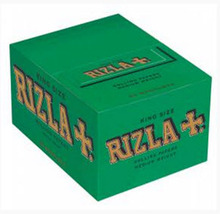 Rizla Rolling Papers King Size Green 50s