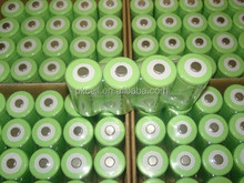 Industrial packing Ni-Mh battery 1.2V AA 800mAh