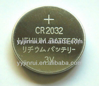 Hot sale cr2032 lithium battery with long life cr2032 cmos battery with connectors