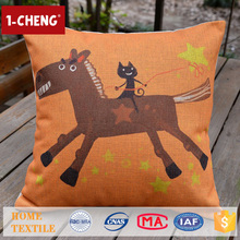 Hot Sale Cute Whirligig Pattern Design Printing Cushion,Home Decor Pillow Case,Wholesale Decorative Pillow Cover