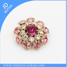 Wholesale New Fashion Bulk Crystal Covers Pearl Rhinestone Buttons