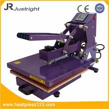 60*40cm digital t-shirt printing heat press machine