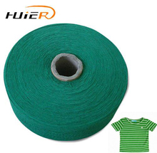 Chinese dyed and raw yarn for making T-shirt