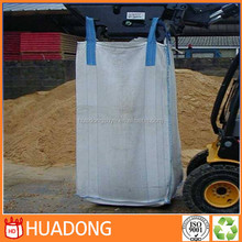 Top Fill Spout Top Option (Filling) and 5:1 Safety Factor bulk bag