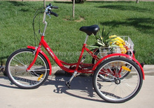Shopping pedicab, cargon tricycle with best price SH-T013