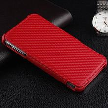 New Design Fashion Carbon Fiber Pattern Mobile Phone Case Cover for iphone 6 4.7 inch