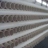 North American market 5 inch PVC pipe
