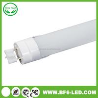 2014 hot sale long lifespan 600mm-2400mm tube8 led light tube for coffee house