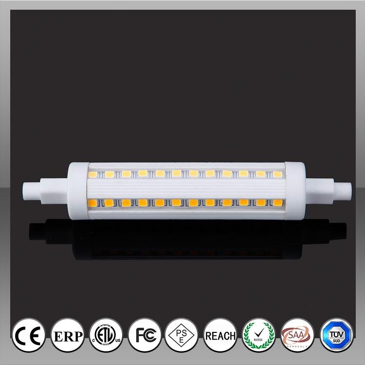Slim R7s Led Lamp J78 R7s Led Lineal Light 118 Mm 200w