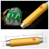 High Power 365NM Blacklight Urine Detector with XPE R5 White Light LED Lamp Flashlight,Multi Functional UV Flashlight LED Torch