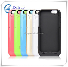 Good news!!!Top sales Promotional Backup battery case for iphone6