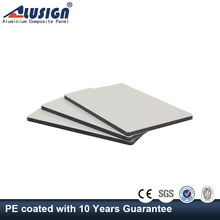 Alusign aluminum composite a2 fireproof panel(ACP) with lowest price in Egypt
