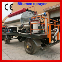 2014 18HP 2000L-5000L diesel driven bitumen sprayers for sale australia